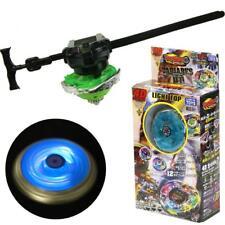 Light Burst Metall Fusion Launcher Beyblade Spinning Spielzeug Set Kid Geschenke