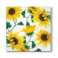 """""""ultimo profumo dell'estate"""" - confezione da 20 Tovaglioli di carta - 33x33cm - 3ply-DECOUPAGE"""