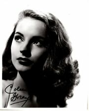 COLEEN GRAY signed autographed photo