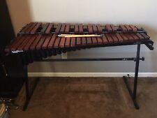 Majestic Marimba, Stand and Bag (great condition) Marimba 3.5 Octave