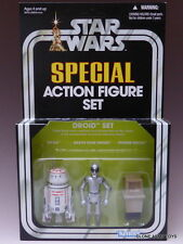 STAR WARS R5-D4 Death Star Power Droid Gonk VINTAGE COLLECTION TARGET SET SEALED