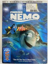 Finding Nemo (Two-Disc Collector's Edition) - DVD Widescreen & Full Screen