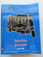 R 1998 OMC Cobra Stern Drive Engine Service Repair Manual OEM 501199