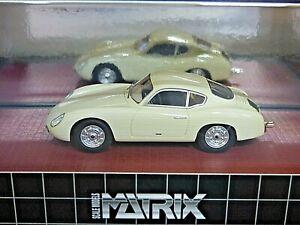 Matrix Scale Models Porsche 356 Zagato Coupe