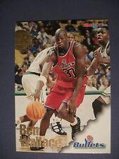 BEN WALLACE 1996-97 Hoops #314 RC Bullets