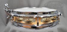 Sonor Safari Jungle 2x10 Snare Drum with Jingles - 173144