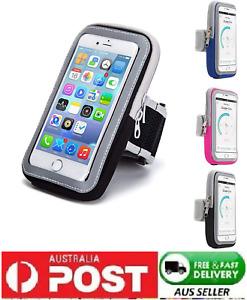 Running Sport Exercise Armband Jogging GYM Skin Case Holder Cover For All Phones