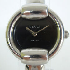 Authentic GUCCI 1400L 0070511 Watches  quartz[Used]