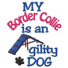My Border Collie is An Agility Dog Sweatshirt - Dc1742L Size S - Xxl