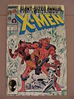 Uncanny X-Men Annual #11 Marvel Comics 1987 Alan Davis 9.2 Near Mint-
