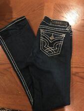 @ LA Idol size 7  womens Denim Blue jeans Boot cut