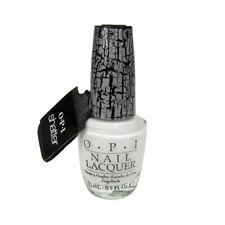 OPI Nail Polish Coat Original Shatter Crackle Effect Colour Shade - White 15ml