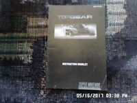 Top Gear (SNES Super Nintendo) Instruction Manual Booklet Only... NO GAME