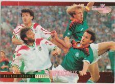 Panini RAN Sat 1 Championcards England 96 #56 Bulgaria v Germany