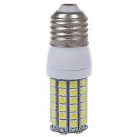 E27 8W 69 LED 5050 SMD light bulbs lighting bulb lamp 500lm White FP