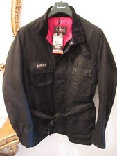 "Barbour International Triumph a7 moto xl/54 ""absolutamente rara vez"" 429 € 1411"