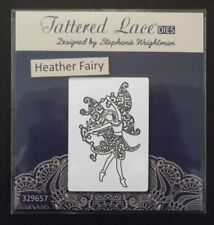 Tattered Lace Heather Fairy Die