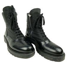 Prada Boots, Schwarz, combat boots