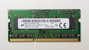 NEW Original Dell Latitude E6530 4GB Memory module DDR3L 1600-MHz MT16KTF51264HZ