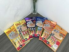 Inaba Japan Ciao chicken tuna Paste Treat Cat Kitten Wet Treats Snack AU Stock