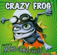 Crazy Frog Presents more crazy hits (2006) [CD]