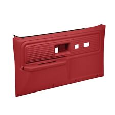 Coverlay Red Door Panels 18-34F-RD For 77-80 Chevy GMC Trucks Full Pwr