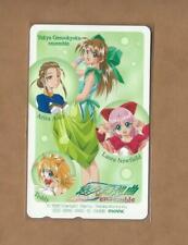 Japan Mint Anime phonecard -  # 7
