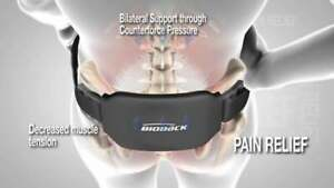 BioBack Pain Relief Brace Uniquely effective at relieving Lower Back Pain