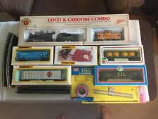 Bachmann HO Scale Complete Electric Train Set - Never Used!! - Excellent!!