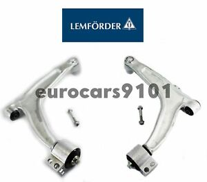 Lemforder Front Lower Left & Right Control Arms 12783755 12783756