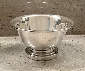 Academy Silver on Copper Bowl
