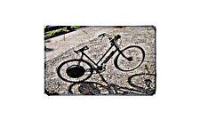 Cyclemaster Motorbike Sign Metal Retro Aged Aluminium Bike
