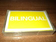 PET SHOP BOYS - Bilingual (new cassette)