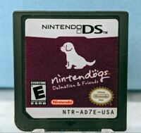 Nintendogs: Dalmatian & Friends (Nintendo DS, 2006) Cartridge - Tested & Working