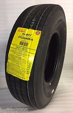 (4 TIRES)ST235/80R16 235 80 16 ADVANCE  TRAILER UTILITY TIRE TIRES 14 PLY