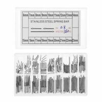1 Set Watch Pins 0.8mm Stainless Steel Repair Tools Watch Strap Pin Multi Sizes