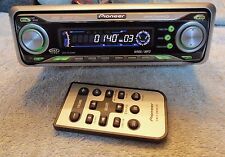"""Old School"" Pioneer DEH-P4700MP CD/ MP3 Receiver, Easy EQ 200 Watts"