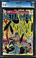 METAL MEN #1 CGC 9.0 METAL MEN'S 5TH APPEARANCE CGC #0703415002