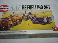AIRFIX started plastic kit of a RAF Refuelling set, boxed