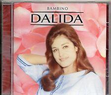 DALIDA  CD BAMBINO sealed NUOVO sigillato FUORI CATALOGO 12 tracce