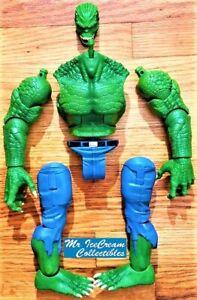DC Comics Multiverse Killer Croc BAF 100% Complete