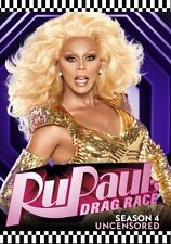 NEW RuPaul's Drag Race: Season 4 (DVD)