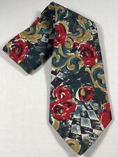 Johnny Carson Necktie Abstract Tonight Show neck tie