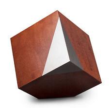 Moderne Géométrique Urne de crémation,artistique enterrement Urne,Mémorial pour
