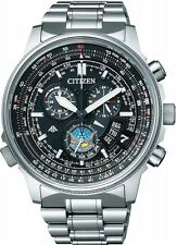 CITIZEN watch PROMASTER SKY series Eco-Drive radio clock Limited BY0080-65E Men