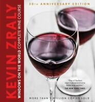 Kevin Zraly's Windows on the World Complete Wine Course by Kevin Zraly (2014,...