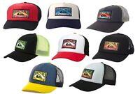 New Quiksilver Jelly Snapback Trucker Cap Hat