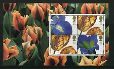 GB 2004 ROYAL HORTICULTURAL SOCIETY 2nd ISSUE BOOKLET PANE SG2463a (Cat £25)