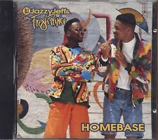 DJ JAZZY JEFF AND THE FRESH PRINCE - Homebase - CD 1991 NEAR MINT CONDITION