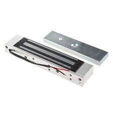 Single Door 12V Electric Magnetic Electromagnetic Lock 180KG (350LB) Holdin A5U6